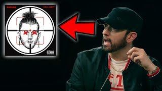 "HE REVEALES Meaning Behind Killshot [Official Audio]   MGK Diss Response ""Rap Devil"""
