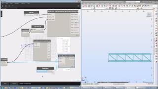 Autodesk Labs: Dynamo Plug-in for Robot Structural Analysis Truss Design