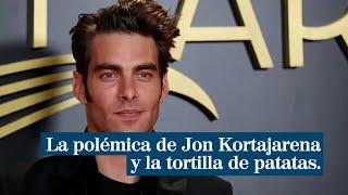 Aluvión De Críticas A Jon Kortajarena Por Su Enfado Por Una Tortilla De Patatas