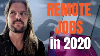 How To Get A Remote Job (EASY!) In 2020