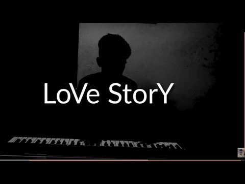 Taylor swift love story PIANO COVER BY JEEVAN BASHA