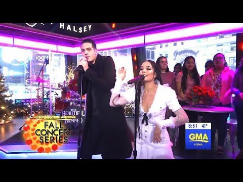 "G-Eazy & Halsey Perform ""Him & I""  (GMA LIVE) Mp3"