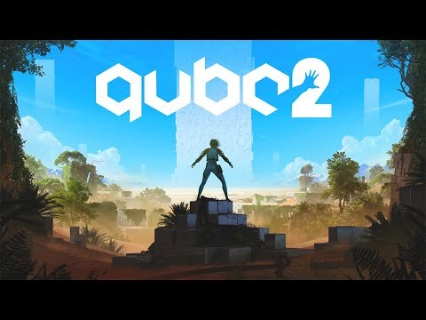 Q.U.B.E. 2 | Official Gameplay Trailer (First-Person Puzzle Adventure) thumbnail
