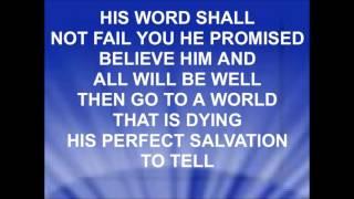 TURN YOUR EYES UPON JESUS - Alan Jackson