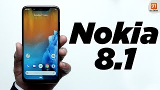 Nokia 8 1