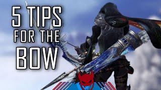 5 BOW TIPS | Monster Hunter World Iceborne