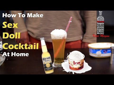 How to make Sex Doll Cocktail at home | Whiskey