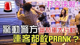 [MiHK]【突發】Cotton & Gordon大打出手🚨 連合作客戶都敢Prank🔥? - 蕃茄蛋大行動