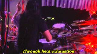 Dream Theater - War inside my head ( Live at Luna Park ) -  with lyrics