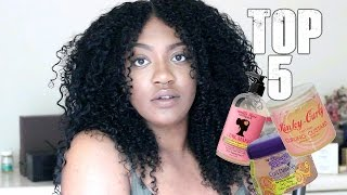 Top 5 Gels for Curly Hair
