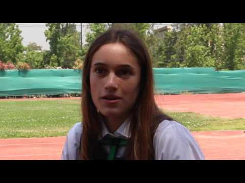 Entrevista a Clara Silva, atleta del colegio