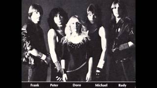 WARLOCK (GER) - Out Of Control (1985)