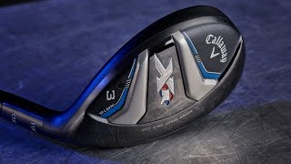 Callaway XR OS Hybrids - Extreme Forgiveness & High Launch
