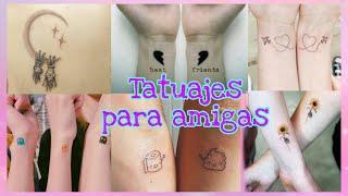 Tatuajes Para Amigas // Friendship Tattoos