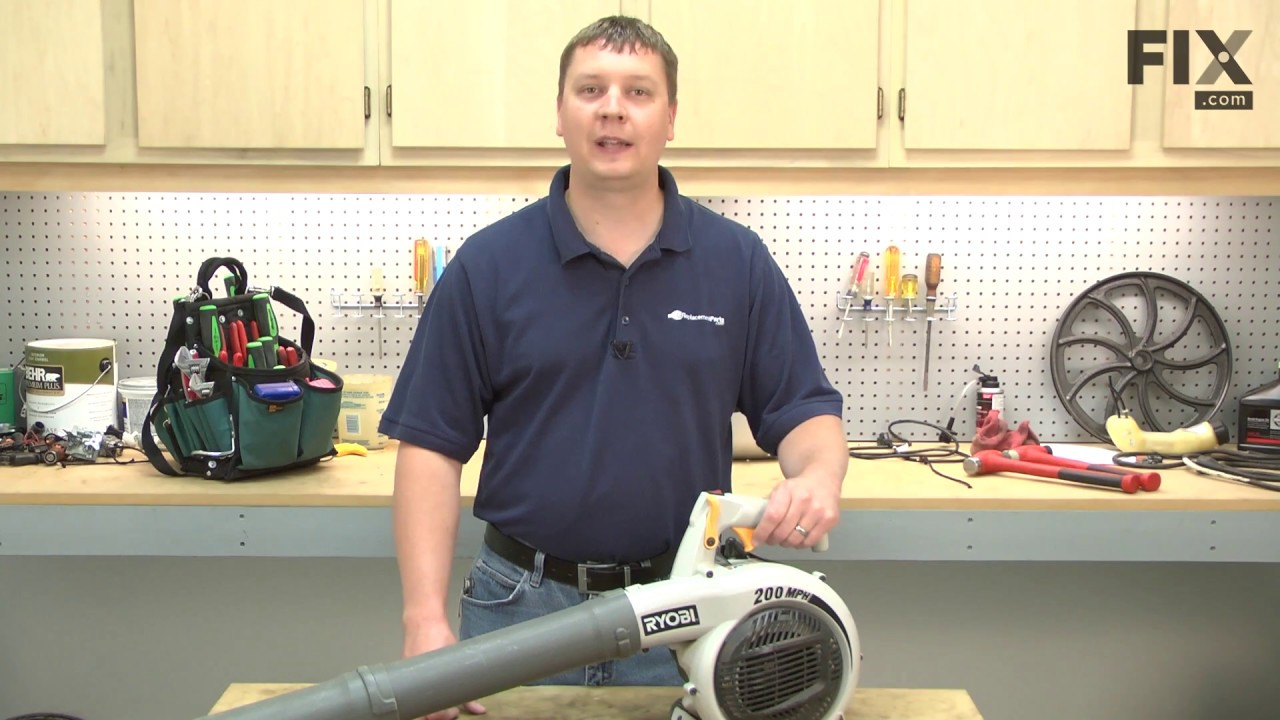 Replacing your Ryobi Trimmer Primer Bulb (For Ruixing Carbs)