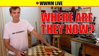 🔴 Where are they now? Chess board, purple bench and more! WWMM LIVE