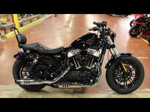 2020 Harley-Davidson Forty-Eight® in New London, Connecticut - Video 1