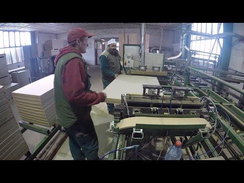 Jak se vyrábí EKOPANEL