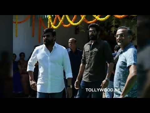 Bhalladeva Daggubati Rana and Bahubali producer Arkamedia team @RRR Movie Launch | Rajamouli | NTR |