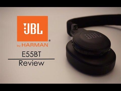 JBL E55BT Video #1