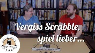 Vergiss Scrabble, spiel lieber ...