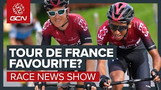 Who Is The Favourite For The Tour de France? | The Cycling Race News Show