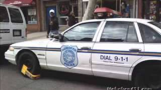 The Exploited  - Cop Cars