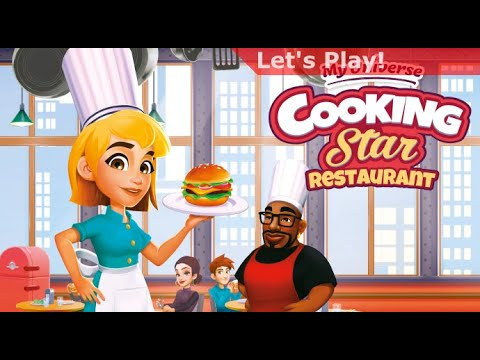 Let's Play: My Universe - Cooking Star Restaurant