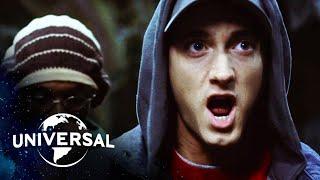 8 Mile   Eminem Proves He Can Rap