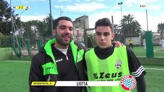 VOMERO CUP UNDER16   LOS PARINOS HERMANOS VS BAYERN MINCHIEN