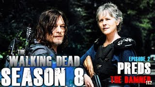 The Walking Dead Season 8 Episode 2 - The Damned - Video Predictions
