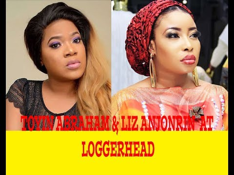 FULL STORY : WHY TOYIN ABRAHAM SET TO SUE LIZ ANJORIN AS NOLLYWOOD ACTRESS FIGHT ON SM