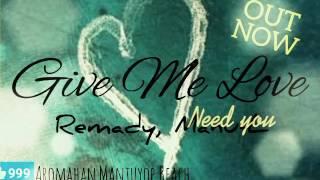 remady manu-l give me love letra en español