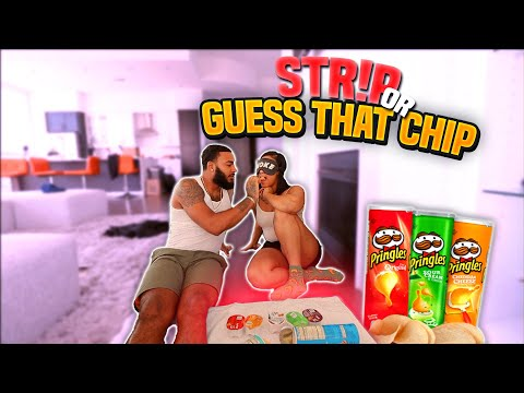 STR!P OR GUESS THAT CH!P  CHALLENGE