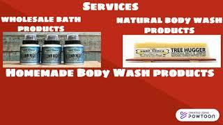 Buy Homemade Natural Body Soaps