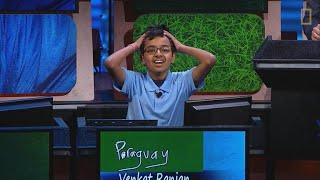 California 8th grader wins National Geographic Bee and $50K