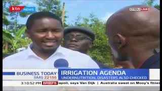 How irrigation project will affect lives of thousands in Embu County