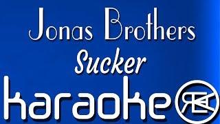Jonas Brothers   Sucker | Karaoke, Lyrics, Instrumental