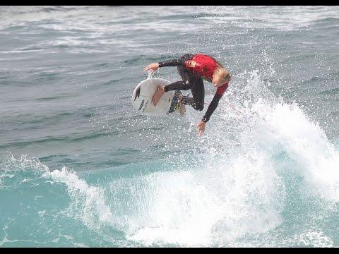 Surf competition at Waitpinga Beach