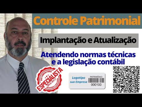 Controle Patrimonial - implantação e atualização - atendendo normas tecnicas Consultoria Empresarial Passivo Bancário Ativo Imobilizado Ativo Fixo