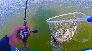 Рыбалка на каме с берега 2020