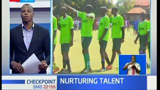 Football tournament launched in Kisumu to encourage nurturing of talent