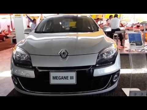 2015 Renault Mégane III 2015 al 2016 precio ficha tecnica Caracteristicas Colombia