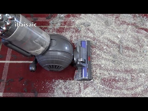 Dyson Cinetic Big Ball Animal Vacuum Cleaner Demonstration