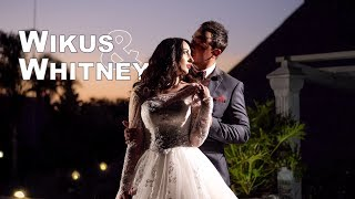 Wikus and Whitneys Wedding Video | Engedi