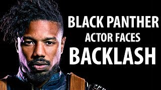 Black Panther Actor Faces Backlash for Not Dating Black Women
