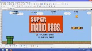 Super MARIO Bros - Excel Stop-Motion