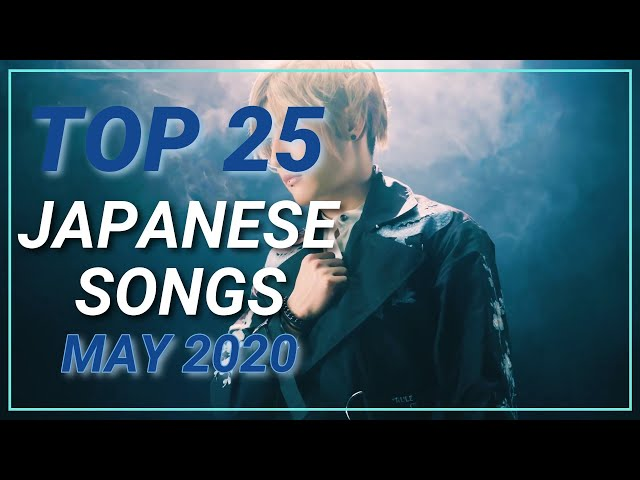 japanese songs 2020