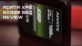 ADATA XPG SX900 128 SSD Review