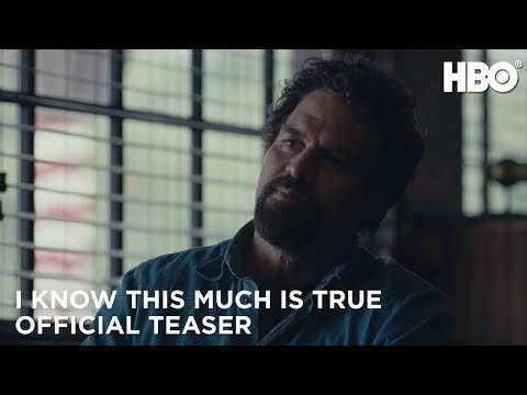 Video trailer för I Know This Much Is True: Official Teaser | HBO